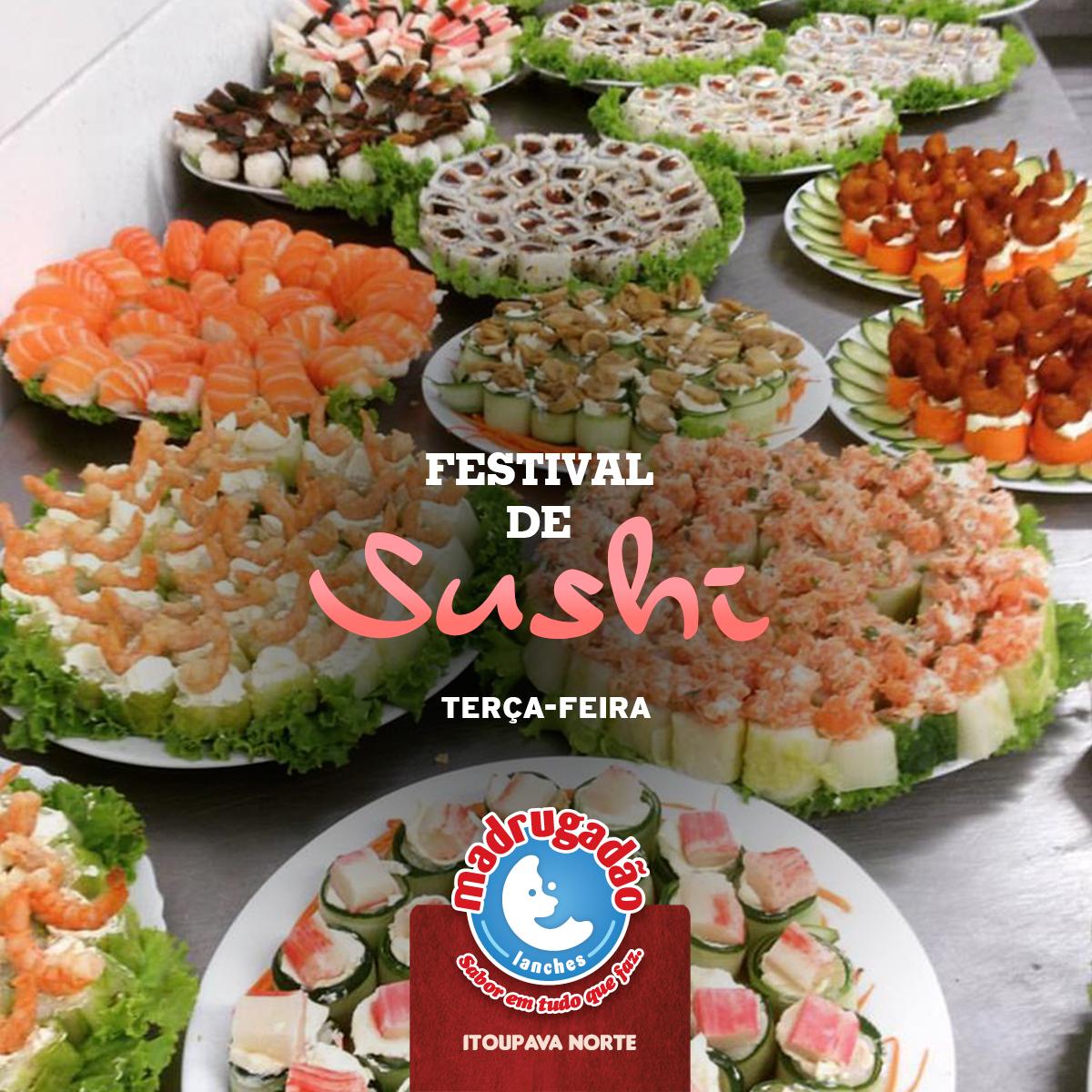 Festival de Sushi